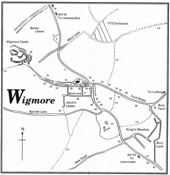 wigmore history trail